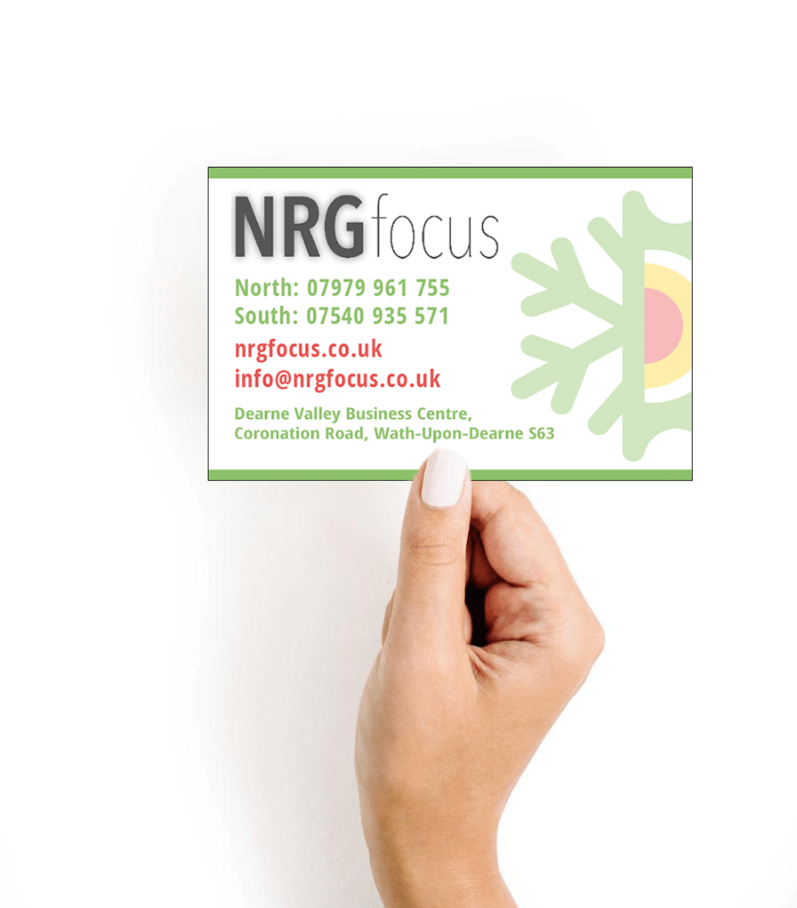 NRG Business Card