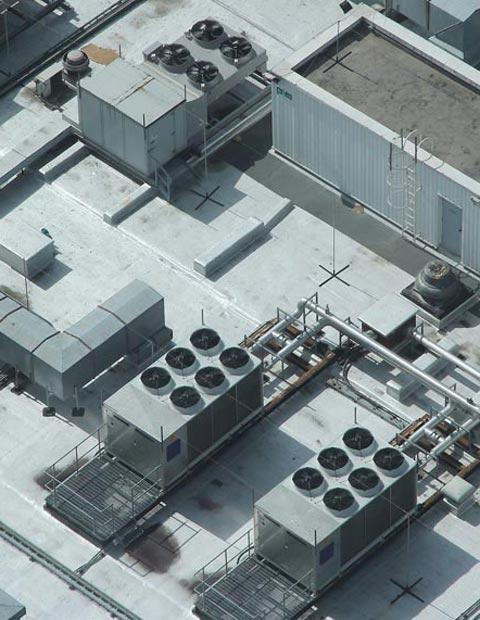 Large Commercial Air Conditioning